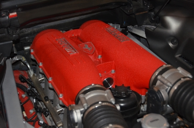 Used 2005 Ferrari F430 Spider Used 2005 Ferrari F430 Spider for sale Sold at Cauley Ferrari in West Bloomfield MI 36