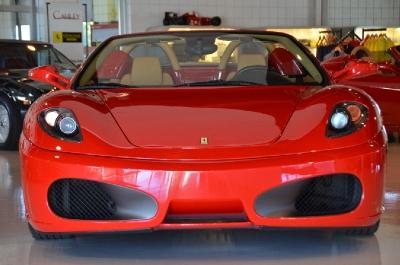 Used 2005 Ferrari F430 Spider Used 2005 Ferrari F430 Spider for sale Sold at Cauley Ferrari in West Bloomfield MI 4
