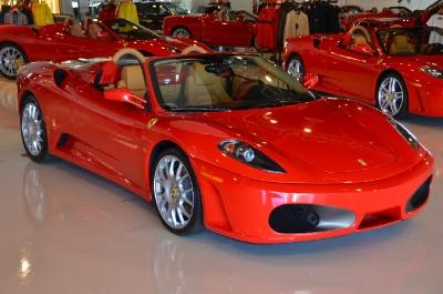 Used 2005 Ferrari F430 Spider Used 2005 Ferrari F430 Spider for sale Sold at Cauley Ferrari in West Bloomfield MI 5