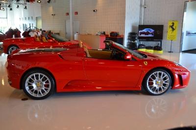 Used 2005 Ferrari F430 Spider Used 2005 Ferrari F430 Spider for sale Sold at Cauley Ferrari in West Bloomfield MI 6