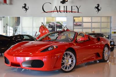 Used 2005 Ferrari F430 Spider Used 2005 Ferrari F430 Spider for sale Sold at Cauley Ferrari in West Bloomfield MI 1