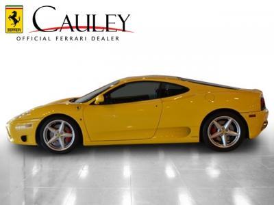 Used 2000 Ferrari 360 Modena F1 Used 2000 Ferrari 360 Modena F1 for sale Sold at Cauley Ferrari in West Bloomfield MI 10