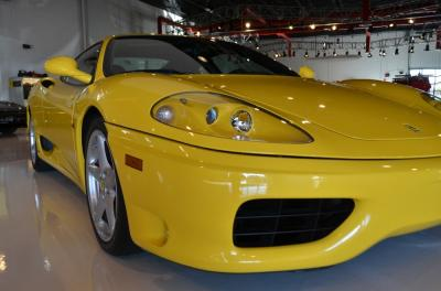 Used 2000 Ferrari 360 Modena F1 Used 2000 Ferrari 360 Modena F1 for sale Sold at Cauley Ferrari in West Bloomfield MI 12