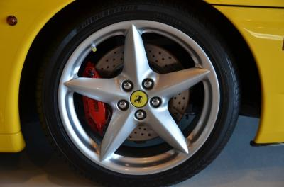 Used 2000 Ferrari 360 Modena F1 Used 2000 Ferrari 360 Modena F1 for sale Sold at Cauley Ferrari in West Bloomfield MI 16