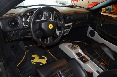 Used 2000 Ferrari 360 Modena F1 Used 2000 Ferrari 360 Modena F1 for sale Sold at Cauley Ferrari in West Bloomfield MI 25