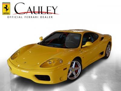 Used 2000 Ferrari 360 Modena F1 Used 2000 Ferrari 360 Modena F1 for sale Sold at Cauley Ferrari in West Bloomfield MI 3
