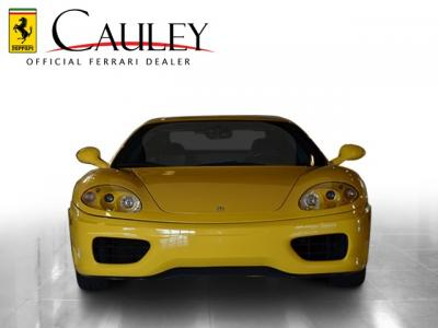 Used 2000 Ferrari 360 Modena F1 Used 2000 Ferrari 360 Modena F1 for sale Sold at Cauley Ferrari in West Bloomfield MI 4