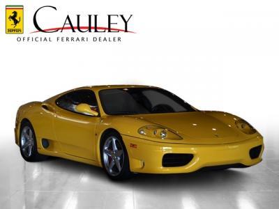 Used 2000 Ferrari 360 Modena F1 Used 2000 Ferrari 360 Modena F1 for sale Sold at Cauley Ferrari in West Bloomfield MI 5