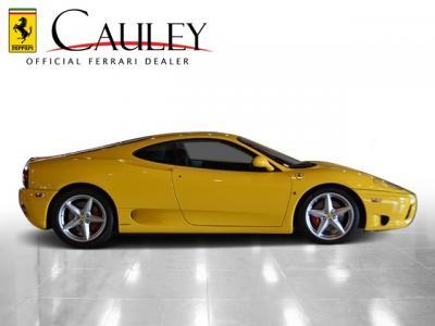 Used 2000 Ferrari 360 Modena F1 Used 2000 Ferrari 360 Modena F1 for sale Sold at Cauley Ferrari in West Bloomfield MI 6