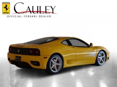 Used 2000 Ferrari 360 Modena F1 Used 2000 Ferrari 360 Modena F1 for sale Sold at Cauley Ferrari in West Bloomfield MI 7