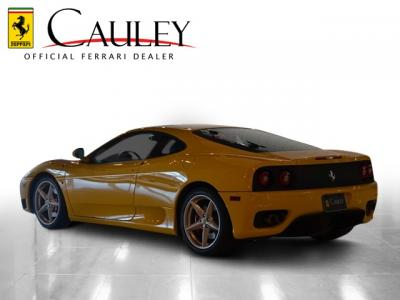 Used 2000 Ferrari 360 Modena F1 Used 2000 Ferrari 360 Modena F1 for sale Sold at Cauley Ferrari in West Bloomfield MI 9