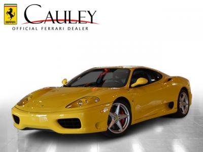 Used 2000 Ferrari 360 Modena F1 Used 2000 Ferrari 360 Modena F1 for sale Sold at Cauley Ferrari in West Bloomfield MI 1
