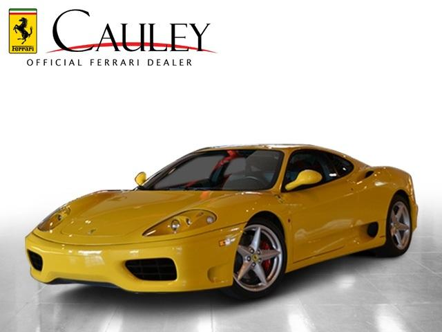 Used 2000 Ferrari 360 Modena F1