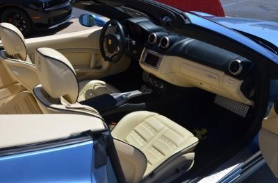 Used 2010 Ferrari California Used 2010 Ferrari California for sale Sold at Cauley Ferrari in West Bloomfield MI 40