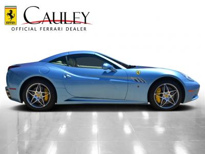 Used 2010 Ferrari California Used 2010 Ferrari California for sale Sold at Cauley Ferrari in West Bloomfield MI 6
