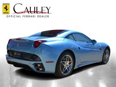 Used 2010 Ferrari California Used 2010 Ferrari California for sale Sold at Cauley Ferrari in West Bloomfield MI 7