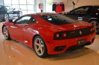 Used 2000 Ferrari 360 Modena F1 Used 2000 Ferrari 360 Modena F1 for sale Sold at Cauley Ferrari in West Bloomfield MI 8