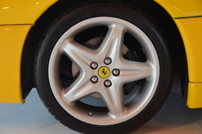 Used 1995 Ferrari F355 Spider Used 1995 Ferrari F355 Spider for sale Sold at Cauley Ferrari in West Bloomfield MI 11