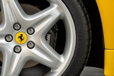 Used 1995 Ferrari F355 Spider Used 1995 Ferrari F355 Spider for sale Sold at Cauley Ferrari in West Bloomfield MI 19