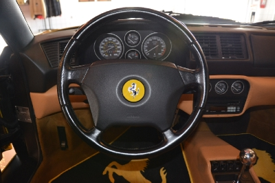 Used 1995 Ferrari F355 Spider Used 1995 Ferrari F355 Spider for sale Sold at Cauley Ferrari in West Bloomfield MI 23