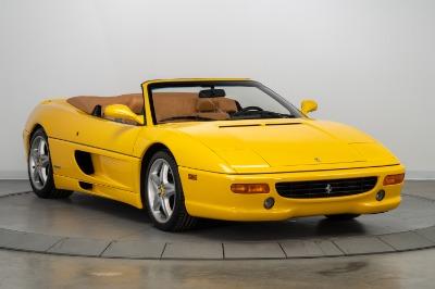 Used 1995 Ferrari F355 Spider Used 1995 Ferrari F355 Spider for sale Sold at Cauley Ferrari in West Bloomfield MI 4