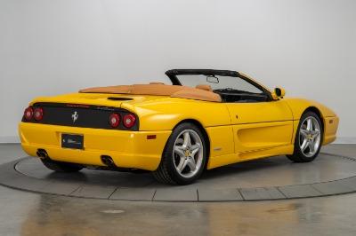 Used 1995 Ferrari F355 Spider Used 1995 Ferrari F355 Spider for sale Sold at Cauley Ferrari in West Bloomfield MI 6