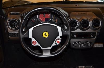 Used 2007 Ferrari F430 F1 Spider Used 2007 Ferrari F430 F1 Spider for sale Sold at Cauley Ferrari in West Bloomfield MI 21