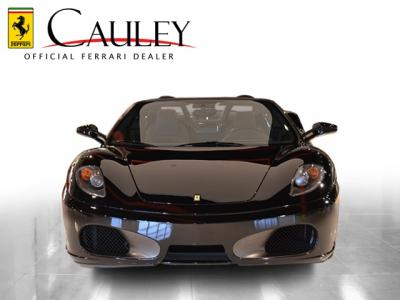 Used 2007 Ferrari F430 F1 Spider Used 2007 Ferrari F430 F1 Spider for sale Sold at Cauley Ferrari in West Bloomfield MI 4