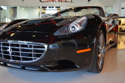 Used 2012 Ferrari California Used 2012 Ferrari California for sale Sold at Cauley Ferrari in West Bloomfield MI 12