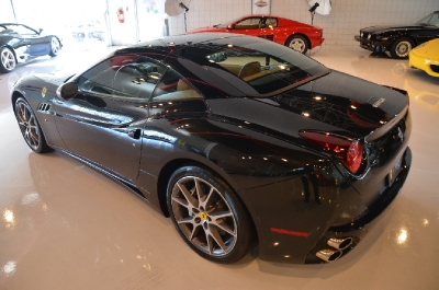 Used 2012 Ferrari California Used 2012 Ferrari California for sale Sold at Cauley Ferrari in West Bloomfield MI 43