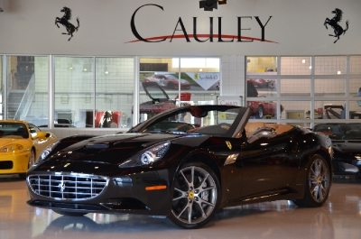Used 2012 Ferrari California Used 2012 Ferrari California for sale Sold at Cauley Ferrari in West Bloomfield MI 1