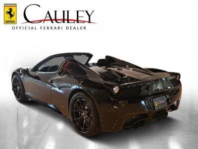 Used 2014 Ferrari 458 Spider Used 2014 Ferrari 458 Spider for sale Sold at Cauley Ferrari in West Bloomfield MI 10