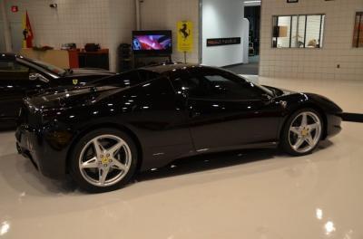 Used 2014 Ferrari 458 Spider Used 2014 Ferrari 458 Spider for sale Sold at Cauley Ferrari in West Bloomfield MI 45