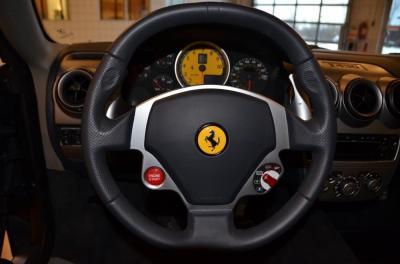Used 2005 Ferrari F430 F1 Coupe Used 2005 Ferrari F430 F1 Coupe for sale Sold at Cauley Ferrari in West Bloomfield MI 30