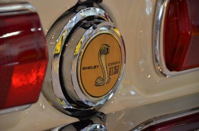 Used 1967 Shelby GT350 Replica Used 1967 Shelby GT350 Replica for sale Sold at Cauley Ferrari in West Bloomfield MI 22