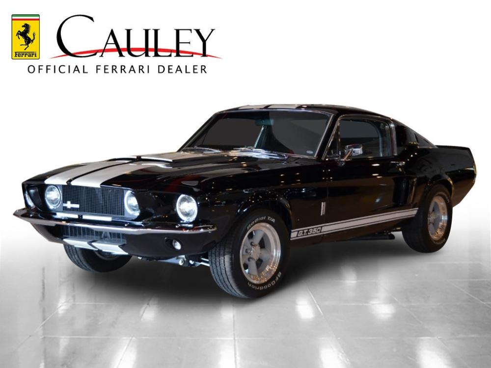 Used 1967 Shelby GT350 Replica