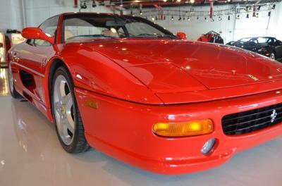 Used 1997 Ferrari F355 Berlinetta Used 1997 Ferrari F355 Berlinetta for sale Sold at Cauley Ferrari in West Bloomfield MI 10