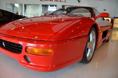 Used 1997 Ferrari F355 Berlinetta Used 1997 Ferrari F355 Berlinetta for sale Sold at Cauley Ferrari in West Bloomfield MI 11