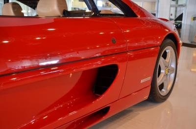 Used 1997 Ferrari F355 Berlinetta Used 1997 Ferrari F355 Berlinetta for sale Sold at Cauley Ferrari in West Bloomfield MI 12