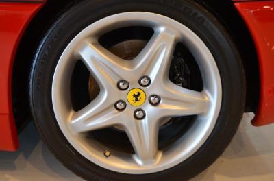 Used 1997 Ferrari F355 Berlinetta Used 1997 Ferrari F355 Berlinetta for sale Sold at Cauley Ferrari in West Bloomfield MI 14