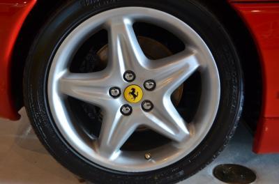 Used 1997 Ferrari F355 Berlinetta Used 1997 Ferrari F355 Berlinetta for sale Sold at Cauley Ferrari in West Bloomfield MI 15