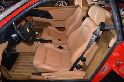 Used 1997 Ferrari F355 Berlinetta Used 1997 Ferrari F355 Berlinetta for sale Sold at Cauley Ferrari in West Bloomfield MI 2