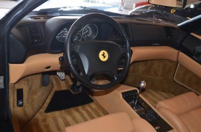 Used 1997 Ferrari F355 Berlinetta Used 1997 Ferrari F355 Berlinetta for sale Sold at Cauley Ferrari in West Bloomfield MI 25
