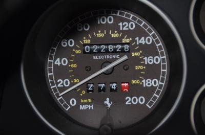 Used 1997 Ferrari F355 Berlinetta Used 1997 Ferrari F355 Berlinetta for sale Sold at Cauley Ferrari in West Bloomfield MI 31