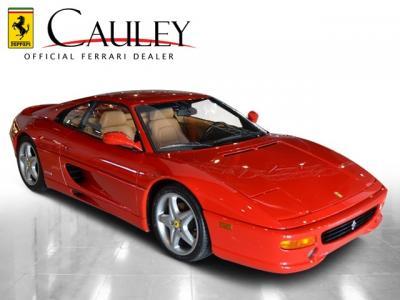 Used 1997 Ferrari F355 Berlinetta Used 1997 Ferrari F355 Berlinetta for sale Sold at Cauley Ferrari in West Bloomfield MI 4