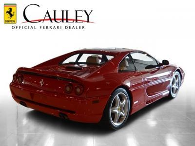 Used 1997 Ferrari F355 Berlinetta Used 1997 Ferrari F355 Berlinetta for sale Sold at Cauley Ferrari in West Bloomfield MI 6
