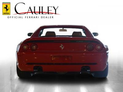 Used 1997 Ferrari F355 Berlinetta Used 1997 Ferrari F355 Berlinetta for sale Sold at Cauley Ferrari in West Bloomfield MI 7