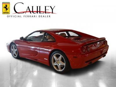 Used 1997 Ferrari F355 Berlinetta Used 1997 Ferrari F355 Berlinetta for sale Sold at Cauley Ferrari in West Bloomfield MI 8