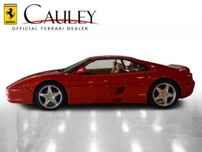 Used 1997 Ferrari F355 Berlinetta Used 1997 Ferrari F355 Berlinetta for sale Sold at Cauley Ferrari in West Bloomfield MI 9