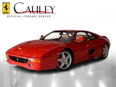 Used 1997 Ferrari F355 Berlinetta Used 1997 Ferrari F355 Berlinetta for sale Sold at Cauley Ferrari in West Bloomfield MI 1